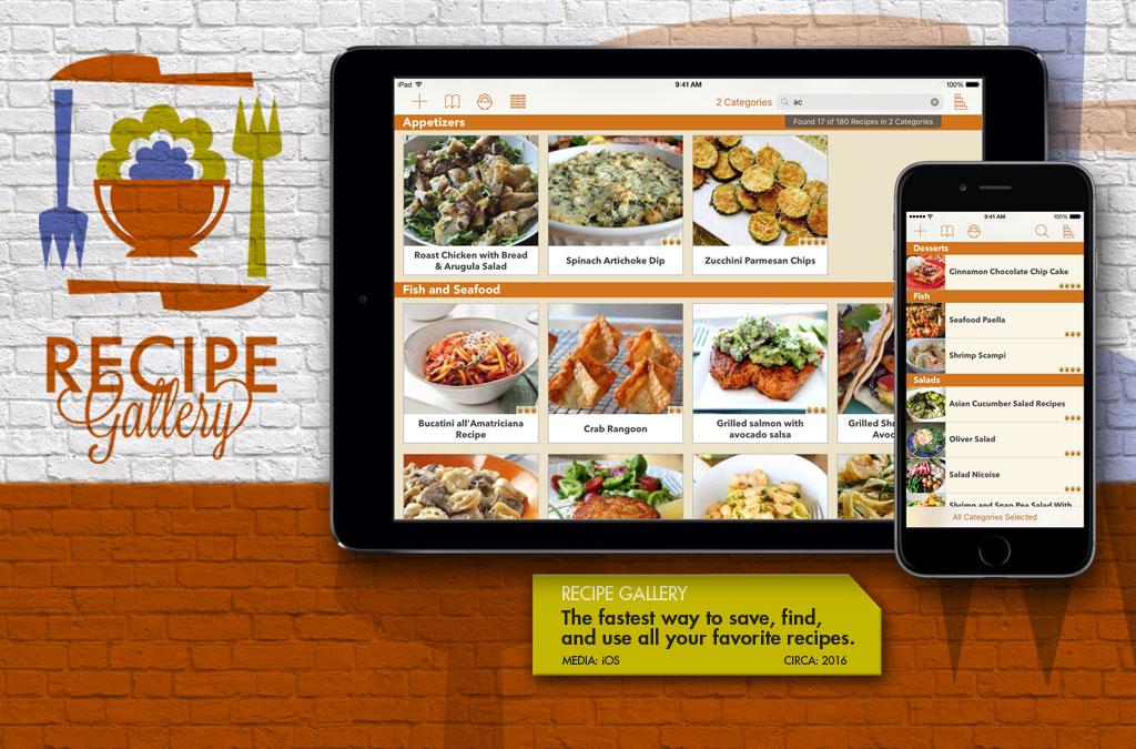 Recipe gallery ipad app forumfinder Choice Image